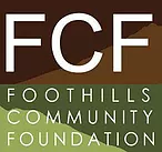 foothills community foundation logo