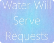 water will serve graphic