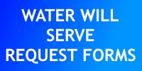 water will serve